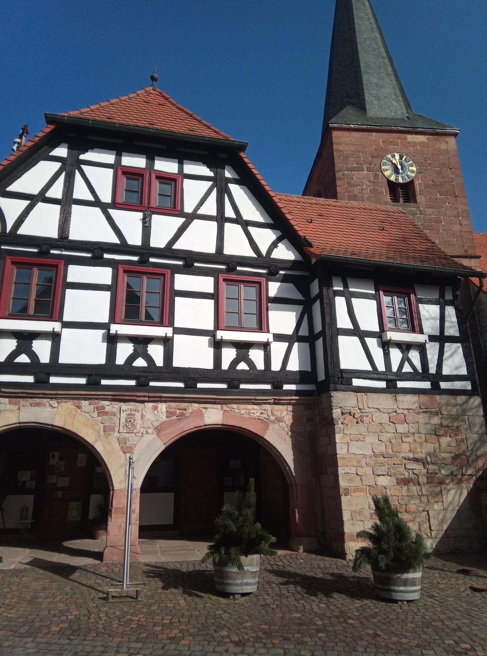 Öffentliche/nichtöffentliche Sitzung des Ortsgemeinderates Heuchelheim-Klingen